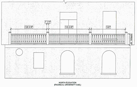 North Porch Plans