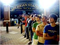Pledges_at_um_stadium